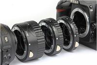 Meike Auto Focus Macro Extension Tube For Nikon AF AF-S DX FX
