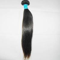 "WestKiss virgin 7A Peruvian silky bouncy straight hair 12""-30"" around 3.5oz/piece sample order  free shipping!"