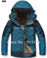 new men's clothing winter Jacket outdoor men outwear sports climbing hood clothes down & parkas coats & jackets men basic  A+++