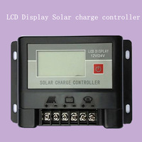 SOL1524CT 12/24V 15A LCD display Solar Charge Controller