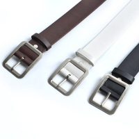 New 2013 Brand  Belt Sport Strap  Wide Straps Genuine leather The belt Autumn -summer Belts for men