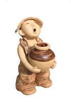 Craft Lovely Boy (ceramic of art ) 20*15*28 Home Decorat