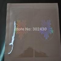 FL overlay hologram sticker