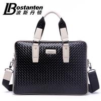 Man commercial shoulder bag messenger bag handbag briefcase male casual b10723