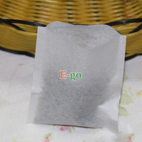 High-Class! 1000pcs 100x120mm Empty filter Paper Tea Bags, Heat-Sealing, Cooking Bags, for Teapots