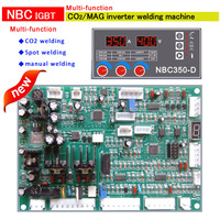 NEW NBC-350 500 Multi-function of CO2 Welding / spot welding  2T 4T / manual welding For soft -switching control NBC welder