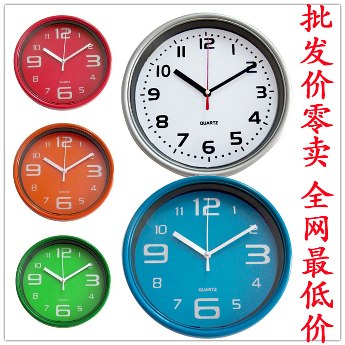 small kitchen wall clocks promotion shopping for