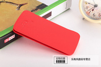 Free shipping ! high quality original flip cover case  for lenovo s820 phone