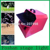Promontion,Free shipping stage dj bubble machine,Iron remove Stage dj disco wedding bubble machine,wedding centerpice