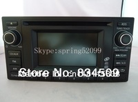Original SUBARU 86201SC430 Clarion CD player PF-3304B-A for SUBARU Forester 2012 OEM car radio WMA MP3 USB Bluetooth Tuner