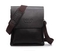 Free Shipping New Arrived Genuine leather men bag fashion men messenger bag bussiness shoulder bag morer  #287