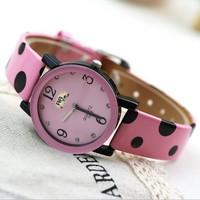 DHL Fedex Free Shipping 100pcs/lot HOT Sale Fashion Watch Watches woman children kids watch mix 3color wholesale relojes 63627