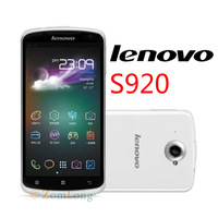 "Original Lenovo S920 5.3"" Quad Core Android 4.2 Dual Sim 1GB RAM 3G cell phone smartPhone International ROM worldwide language"