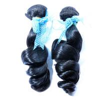 Rosa Hair Product100% Malaysian Virgin  Sara  Loose Weave Hair Extension 3pcs lot,no Shedding,no Tangle