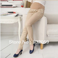 Free Shipping Maternity Pants,Plus Size High Waisted,Leisure Clothes For Pregnant Women Wear, Leggings Autumn Fashion 2013