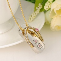 full capacity Crystal slippers 2.0 jewelry usb flash drive 1G/2G/4G/8G/16G