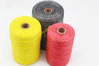 Free Shipping 1000m 500lb 100% SL Dyneema Fiber kite rope 1.4mm 6 weave