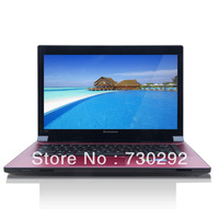 Free shipping Lenovo / Lenovo Yang days V480sA-IFI third-generation Intel Core i5-3230M laptop vibrant red