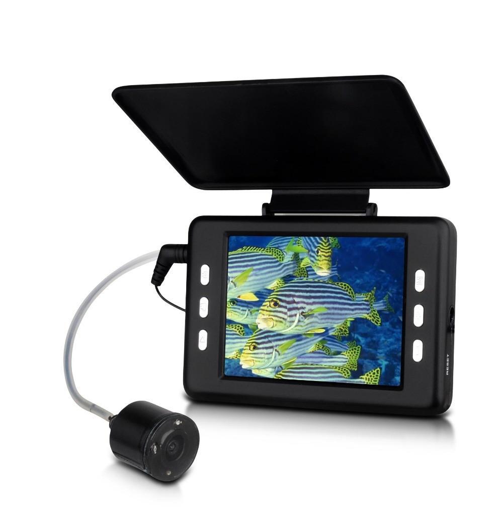 видео камера для ловли рыбы