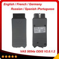2014 New Arrival Car Diagnostic Tool vas 5054  V19 ODIS V2.0.1.2 VAS 5054A VW vas5054a Bluetooth vas 5054 Support MultiLanguages