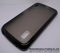 Google Nexus 4 Fusion Premium Matt Hard Case [Eco Package] Free Shipping