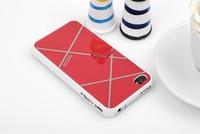 Free shipping original 4S i5 mobile phone shell phone case protective sleeve wholesale back case TPU Back cover Fashion Digital