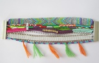 Free Shipping Retail/Wholesale 2013 new design Brazilian Style Colorful Magnetic Hipanema Bracelet 5pcs/lot,WZ011