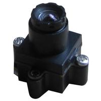 Free Shipping  520TVL 0.5mm Lens Mini Pinhole Camera, 0.008LUX, 90deg accurate VOA, 2 Install Holes, With Audio