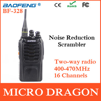 Original BaoFeng BF-328 BF 328 Professional Transceiver 400.00-470.00 MHz FM Radio Walkie Talkie Transmitter cb Radio Station