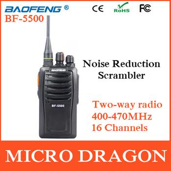 Original BaoFeng BF-5500 Professional Transceiver 400.00-470.00MHz Two Way Radio Walkie Talkie Transmitter cb Radio Station