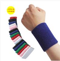 newe 2013 promotion Sports men women Basketball Badminton Tennis Wristbands band Wrist sweat towel warm elastic Wristbands