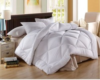 king comforter warm filling sanded comforter king size 220 * 240 cm white