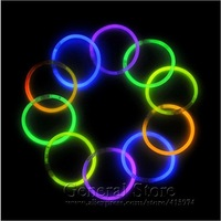 Halloween Props Flashing Stick,Christmas Celebration Glow Sticks, Fluorescent Bracelets,LED Toys  For Party GT232