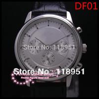 2014 New Hot Fashion Business luxury Swiss watches automatic mechanical belt Sapphire Mens Watch Christmas gifts