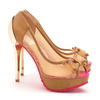 2014 moolecole new heels thick waterproof thin heels women pumps sexy elegent red high heels shoes  office&career wedding shoes