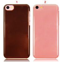 Newest  Ultra Thin Case Cover Hard  Plastic Case for iphone 5c,100 piece/lot,  DHL Free Shipping