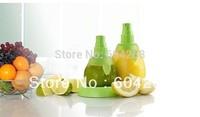 Free Shipping Fruit Citrus Lemon Lime Orange Stem Sprayer Juicer Kitchen Tool Juice Maker