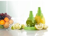 Free Shipping Fruit Citrus Lemon Lime Orange Stem Sprayer Juicer Kitchen Tool Juice Maker