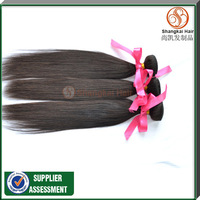 Queen hair products brazilian straight hair 3 pcs lot hair extensions human cheap brazilian hair free shipping no tangles