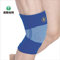 Adjustable Knee support 525 Sleeve Patella pads Tendon Brace Strap Pad protector The knitting absorb sweat breathe freely