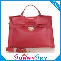 Free Shipping 2013 Fashion 100% Genuine Leather Cowhide Women's Hand Bag  Candy Colors Shoulder Bag Vintage Handbag Message Bag