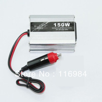 Free shipping!! Car inverter 150W DC12V to AC220V vehicle power supply switch on-board charger car inverter