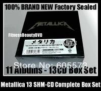 NEW Metallica Complete 13 CD Full Box Set