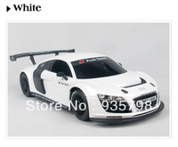 Free Shipping Rastar Star 1:24 Audi R8 LMS Remote Control Car 46800 rc Electric Car Toy/Children Radio Controller Christmas Gift