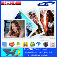 8.0 inch Quad Core Tablet PC Android 4.2 Dual Camera 1024*768 pixel with HDMI OTG external 3G Wifi