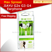 High Quality 100% Original Wooden EarPhone For  JIAYU G4 G3 G2S