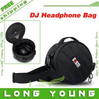 Supernova sale hand bags holders  Professional DJ Headphones bag   new multifunctional shock package unisex,free shipping
