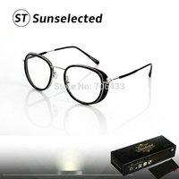 Free dropshipping High Quality Women & Men's Retro Glasses 2014 New Brand Designer for Optics Eyeglasses Frames  G138