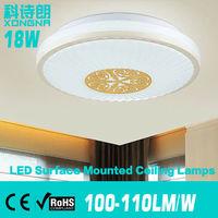 Diameter 40CM AC85~265V LED 18W LED Ceiling Lights Warm White\Cold White 2 Years Warranty