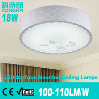 AC85~265V 18W LED Ceiling Lighting CE & RoHS Diameter 48CM Light Colors Warm White\Cold White 2 Years Warranty